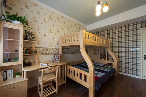 绵阳儿童房装修儿童家具的保养